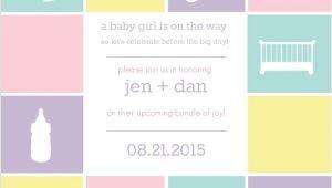 Baby Block Baby Shower Invitations Baby Blocks Baby Shower Invitation