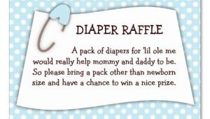 Baby Boy Shower Invitations with Diaper Raffle Best 25 Diaper Raffle Poem Ideas On Pinterest