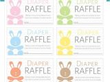 Baby Boy Shower Invitations with Diaper Raffle Free Printable Diaper Raffle Tickets