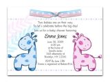Baby Boy Shower Invitations Wording Ideas Baby Shower Invitation Wording Ideas