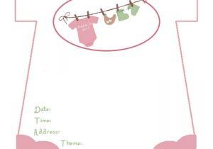 Baby Diaper Shower Invitation Template Diaper Baby Shower Invitations Free Template