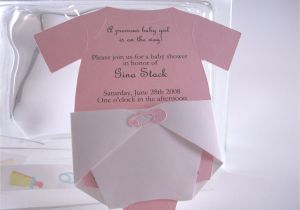 Baby Diaper Shower Invitation Template Onesie Diaper Invitation Baby Shower Ideas