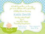 Baby Shower Invit Baby Shower Invitations for Boy & Girls Baby Shower