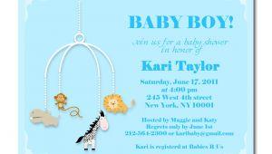 Baby Shower Invitation Details Baby Boy Shower Invites