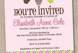 Baby Shower Invitation Details Baby Shower Invitation Wording Lifestyle9