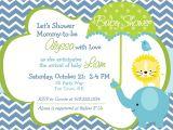 Baby Shower Invitation Details Baby Shower Invitations for Boy & Girls Baby Shower