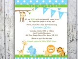 Baby Shower Invitation Details Template Baby Shower Invitations for Boy
