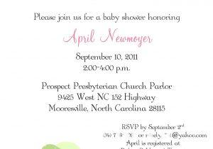 Baby Shower Invitation Ideas for Girls Ideas Of Baby Shower Invitations for Girls