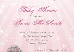 Baby Shower Invitation Ideas for Girls Princess Baby Shower Invitations
