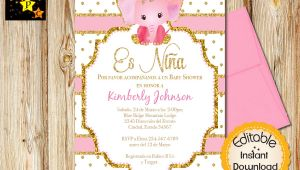 Baby Shower Invitation In Spanish Baby Shower Invitation Templates Baby Shower Invitations
