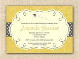 Baby Shower Invitations Bumble Bee theme 127 Best Images About Bumble Bee theme On Pinterest