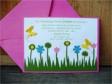 Baby Shower Invitations Garden theme Adorable Garden Baby Shower Margusriga Baby Party