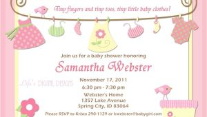 Baby Shower Invitations Layouts Birthday Invitations Baby Shower Invitations
