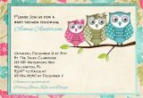 Baby Shower Invitations Owls Printable Chandeliers Pendant Lights