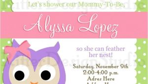 Baby Shower Invitations Owls Printable Free Printable Owl Baby Shower Invitations theruntime Com