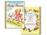 Baby Shower Invitations Storybook theme Storybook Baby Shower Invitation Diy Printable
