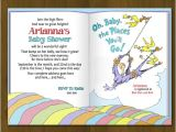 Baby Shower Invitations Storybook theme Storybook themed Baby Shower Invitations