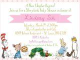 Baby Shower Invitations Storybook theme Storybook themed Baby Shower Invitations Storybook themed