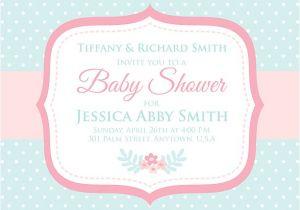 Baby Shower Invitations Vector Royalty Free Baby Shower Clip Art Vector