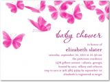 Baby Shower Invitations with butterflies 16 Beautiful butterfly Baby Shower Invitations