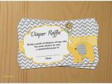 Baby Shower Invitations with Diaper Raffle Wording Baby Shower Invitation Unique Baby Shower Invitation