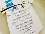 Baby Shower Invitations with Owl theme Owl Baby Shower Ideas Baby Ideas