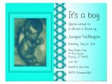Baby Shower Invitations with sonogram Picture Baby Shower Invitation Green Ultrasound