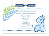 Baby Shower Invitations Wording for Boys Baby Shower Invitation Wording for A Boy