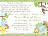 Baby Shower Invitations Wording Ideas Baby Shower Invitation Wording Ideas