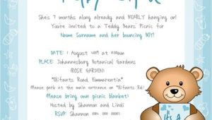 Baby Shower Invite Template for Email Email Baby Shower Invitations Template Resume Builder