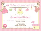 Baby Shower Invites Girl Baby Shower Invitations for Boy & Girls Baby Shower