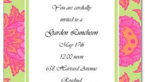 Baby Shower Luncheon Invitation Wording Baby Shower Brunch Invitations Wording Templates