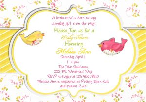 Baby Showers Invitation Cards Invitation Cards for Baby Shower