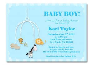Baby Showers Invitation Cards Template Baby Shower Invitation Cards