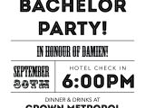 Bachelor Party Invite Sayings Bachelor Party Invitations – Gangcraft