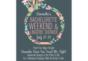 Bachelorette Party Invite Wording Diamond Ring Bachelorette Invitations