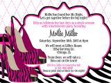 Bachelorette Party Invites Wording Party Invitations Bachelorette Party Invitation Wording