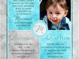 Baptism and First Birthday Invitations Square Baptism Invitations Christenings 1st Birthday