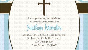 Baptism Invitation Wording In Spanish Baptism Invitation Baptism Invitations In Spanish New