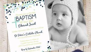 Baptism Invitations for A Boy Baptism Invitation Boy Baptism Invitations Baptism