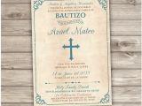 Baptism Invitations In Spanish Free Spanish Printable Baptism Invitations Espanol Catholic Church