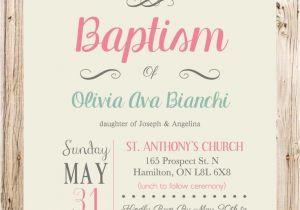 Baptism Invite Ideas 25 Best Ideas About Christening Invitations On Pinterest