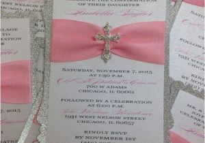 Baptism Invite Ideas Baptism Invitation Christening Invitation by Place events