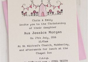 Baptism Invite Ideas Best 25 Christening Invitations Ideas On Pinterest