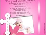 Baptism Invite Wordings Baptism Invitation Wording Samples Wordings and Messages