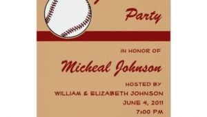Baseball Graduation Invitations Baseball Player Ball Sport 2014 Graduation Party