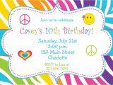 Basic Birthday Party Invitations Girl's Birthday Invitations Ideas – Bagvania Free