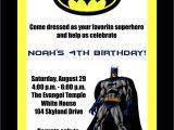 Batman and Robin Birthday Invitations Birthday Invitations Batman Birthday Invitations