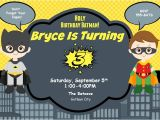 Batman and Robin Birthday Invitations Looking for Birthday Batman Invitations the Un