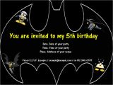 Batman Birthday Invites Free Printables 7 Best Of Batman Invitations Free Printables Free